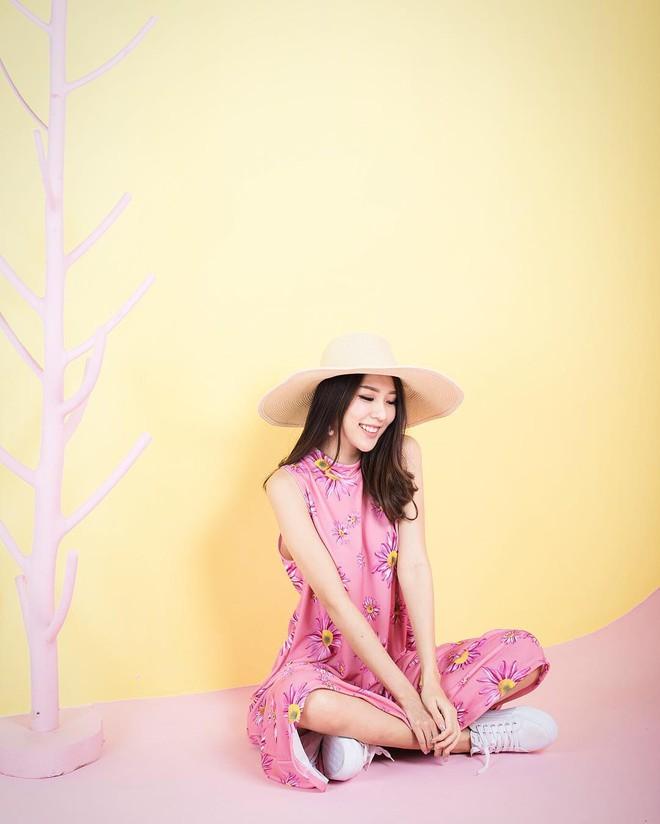 Cô nàng Thái Lan với nét đẹp dịu dàng tựa nữ thần khiến người ta không thể thôi xao xuyến - Ảnh 10.