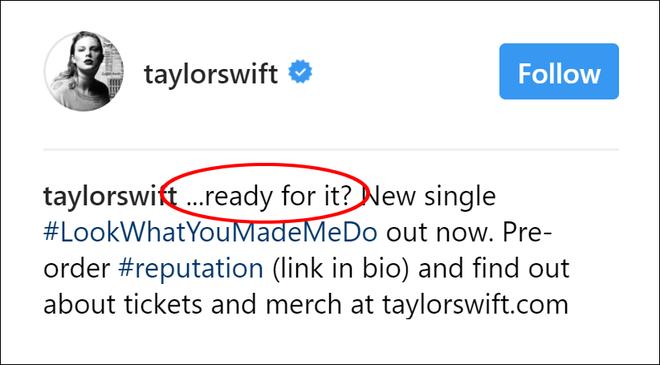 Hé lộ về single mới ngay trước mũi fan mà không ai hay biết: Đúng là thánh Taylor - Ảnh 4.