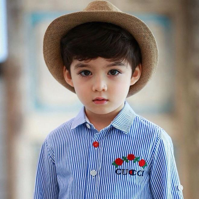 Cậu bé từng được mệnh danh là đối thủ của Mason giờ đã lớn và xinh trai đến nhường này - Ảnh 14.