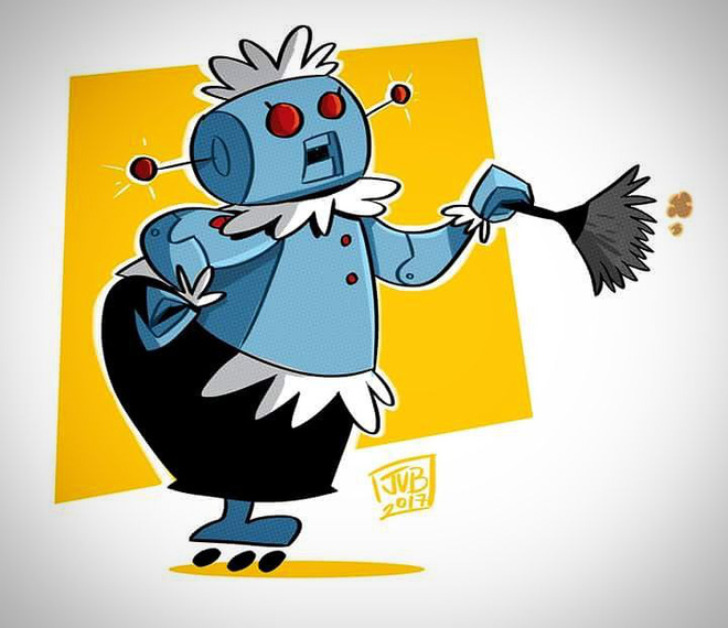 Rùng mình khi phim hoạt hình từ năm 1962 đã dự đoán đúng sự ra đời của các món đồ công nghệ ngày nay - Ảnh 3.