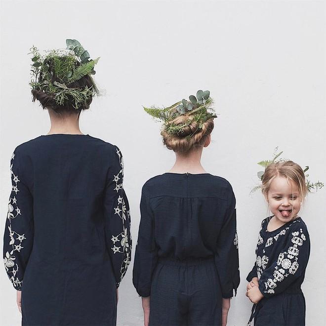 Tương lai nhất định phải có con gái để được trưng diện cùng nhau - nghĩ mà đáng yêu muốn xỉu! - Ảnh 4