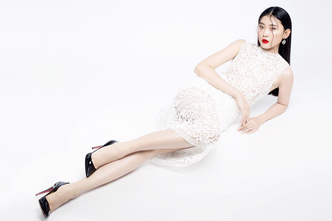 Kim Nhung: Lúc biết Hoàng Thùy làm HLV The Face, tôi đã xin bỏ thi - Ảnh 1.