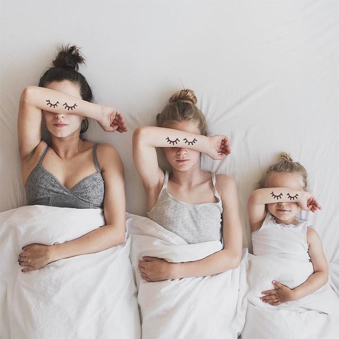 Tương lai nhất định phải có con gái để được trưng diện cùng nhau - nghĩ mà đáng yêu muốn xỉu! - Ảnh 6