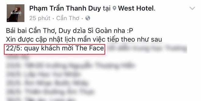 Hé lộ dàn khách mời nổi tiếng của The Face 2017! - Ảnh 6.