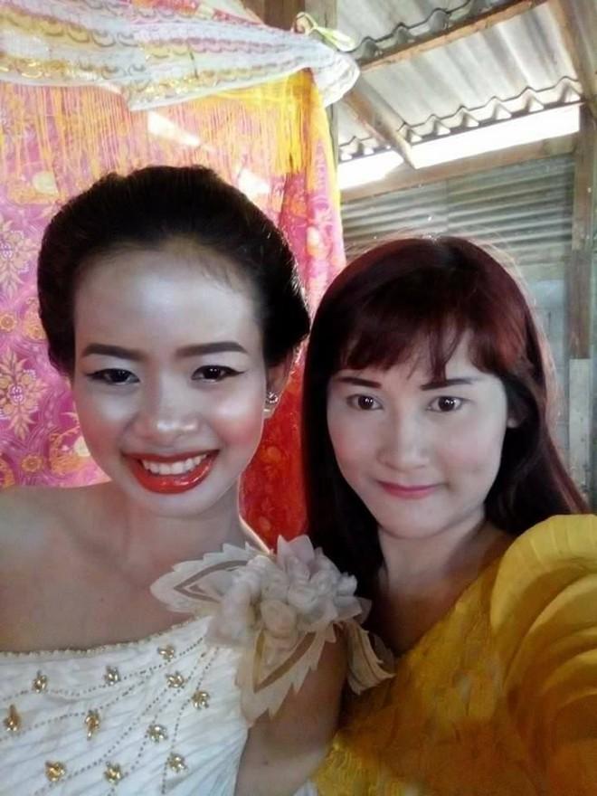 Cô dâu chú rể méo mặt vì thuê nhầm thợ trang điểm 'dởm' trong ngày cưới 3