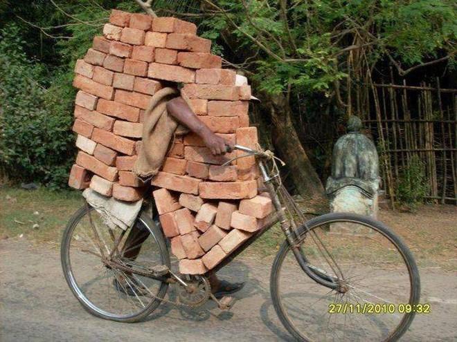 1001 bức hình hài hước kiểu cái khó ló cái khôn không lệch đi đâu được tại Ấn Độ - Ảnh 13.