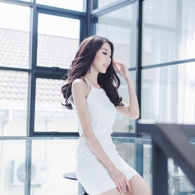 Cô nàng Thái Lan với nét đẹp dịu dàng tựa nữ thần khiến người ta không thể thôi xao xuyến - Ảnh 9.
