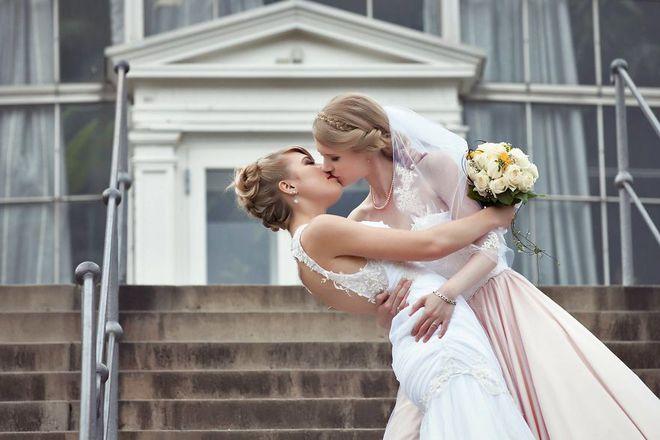 19 khoảnh khắc đám cưới đồng tính tuyệt đẹp khiến con người ta thêm niềm tin vào tình yêu - Ảnh 17.