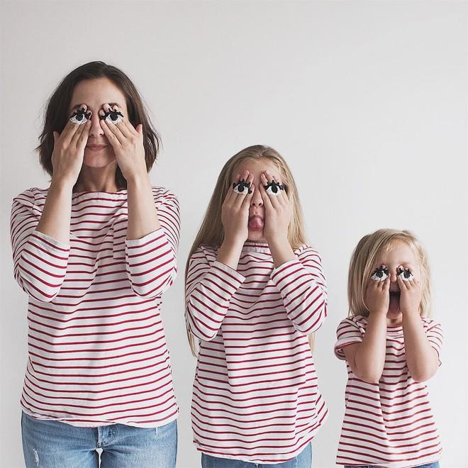 Tương lai nhất định phải có con gái để được trưng diện cùng nhau - nghĩ mà đáng yêu muốn xỉu! - Ảnh 9