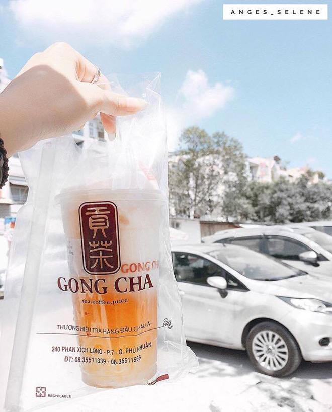 Khu phố đi bộ Nguyễn Huệ đã trở thành phố trà sữa Sài Gòn rồi! - Ảnh 6.
