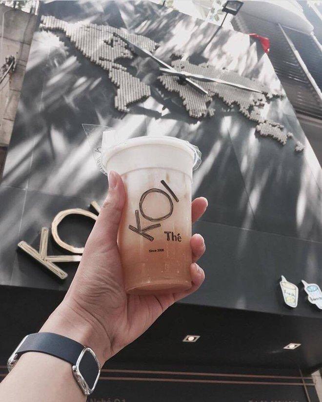 Khu phố đi bộ Nguyễn Huệ đã trở thành phố trà sữa Sài Gòn rồi! - Ảnh 3.