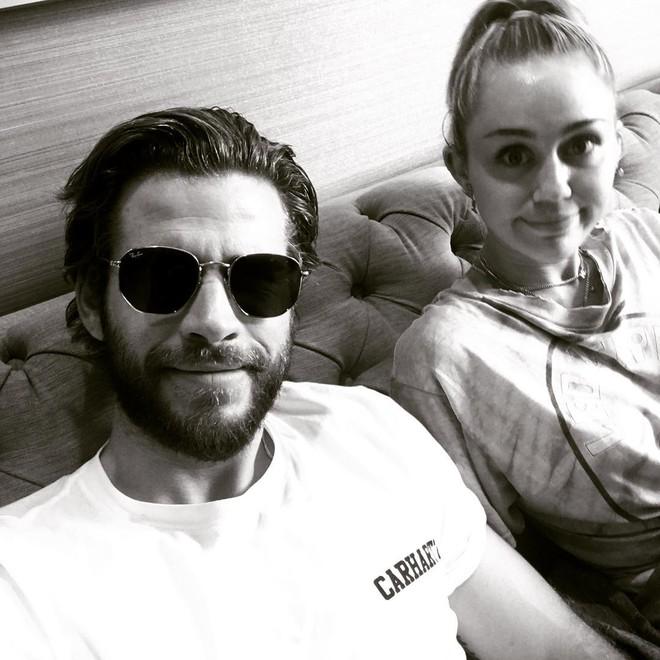 Câu chuyện kỳ thú này về cuộc tình Miley - Liam đã chứng minh họ là định mệnh của nhau - Ảnh 4.