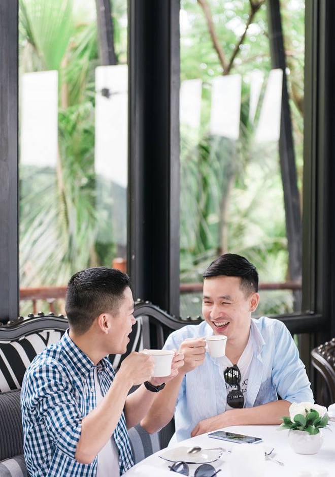 """Adrian Anh Tuấn - Sơn Đoàn: """"Tiền nhiều hay ít không quan trọng. Quan trọng là mình có muốn đi hay không!"""" - Ảnh 3."""