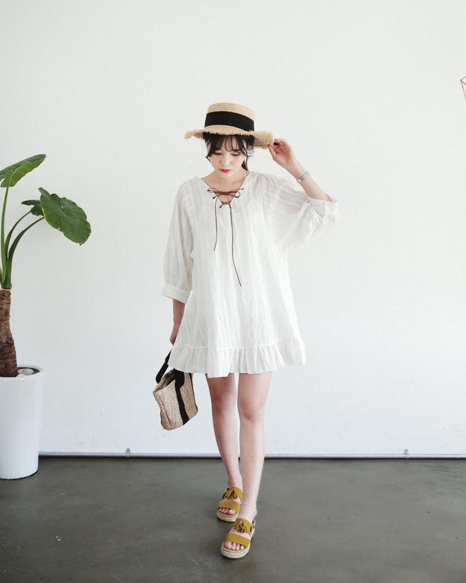 Ngoài váy hoa, hè này còn 5 kiểu váy khác cũng xinh và mát hết nấc - Ảnh 3.