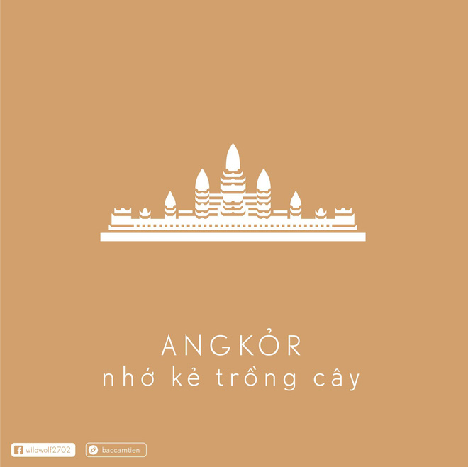 Phục sát đất với tài sáng tạo, liên tưởng của nhóm bạn trẻ đưa người xem du lịch khắp thế giới bằng ca dao, tục ngữ Việt - Ảnh 7.