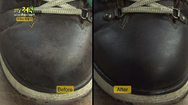 Tận dụng sữa hỏng để tẩy vết bẩn trên giày, chuyện như đùa nhưng hiệu quả vô cùng - Ảnh 8.