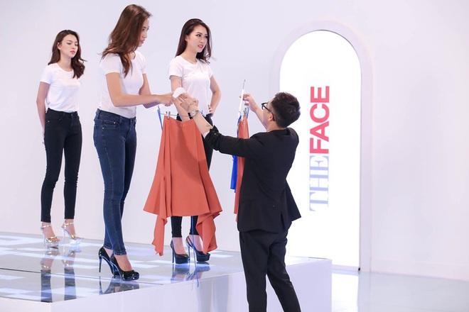 Tập 2 The Face: Stylist Hoàng Ku bất đồng quan điểm với Hoàng Thùy, phát biểu khó có thể hợp tác với Thùy trong vai trò stylist và nghệ sỹ - Ảnh 2.