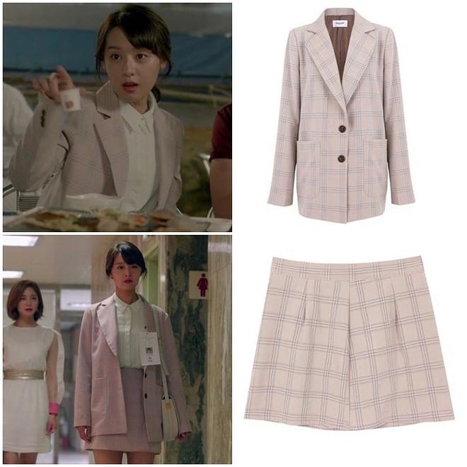 Kim Ji Won trong Đời Tôi Hạng Bét: Nhân viên bách hóa toàn diện đồ bình dân nhưng hứng lên cũng quất luôn bộ đồ 17 triệu đồng - Ảnh 7.