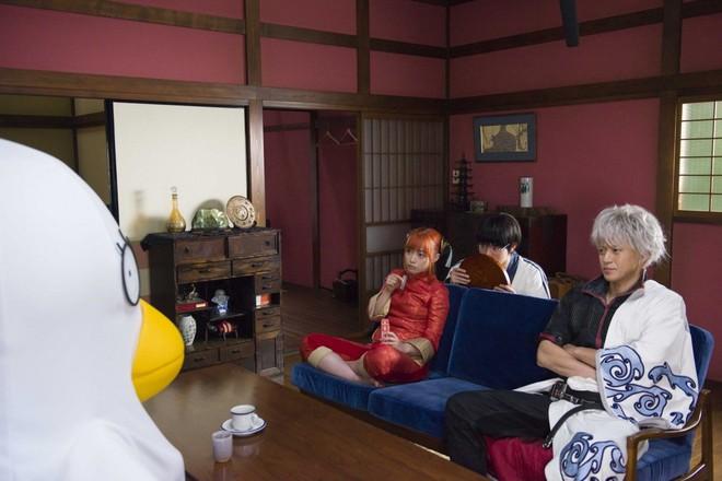 """Cơn sốt live-action Gintama """"tắt đài"""" ở Việt Nam: Vì sao nên nỗi? - Ảnh 2."""