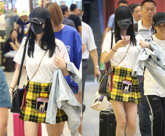 Nữ diễn viên Trung Quốc vô danh gây chú ý vì thường xuyên cosplay phong cách của Dương Mịch, Angela Baby - Ảnh 2.