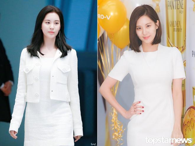 Các nữ thần xứ Hàn thi nhau cắt tóc: người giữ được phong độ nhan sắc, người lại tụt hạng không thương tiếc - ảnh 2