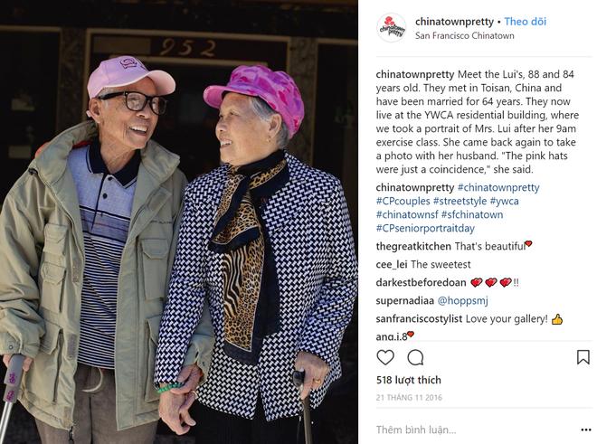 Không đăng hình giới trẻ, tài khoản Instagram này lại tôn vinh street style đi chợ của các cụ già và được hưởng ứng vô cùng - ảnh 3