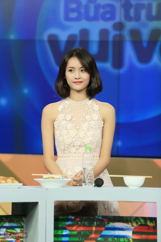 Xuất hiện xinh đẹp như công chúa, Trương Mỹ Nhân gây chú ý khi tiết lộ mẫu hình bạn trai lý tưởng - Ảnh 9.
