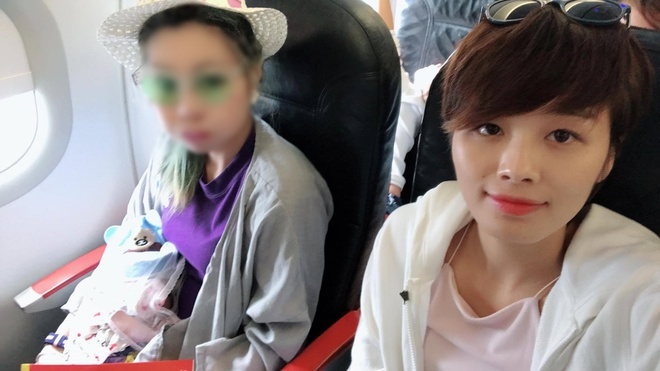 Hot girl Bella bị an ninh sân bay Nội Bài giữ lại vì mang theo... súng giả - Ảnh 2.