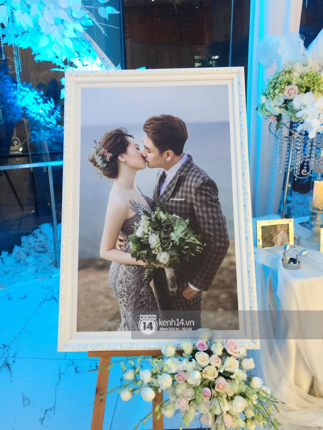 Huy Nam (La Thăng) cưới bà xã hot girl, chính thức lên xe hoa trước người đồng đội Kelvin Khánh - Ảnh 6.
