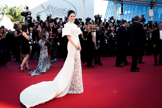 Sự thật thông tin Lý Nhã Kỳ dùng 1 trong 3 pano quảng bá Việt Nam tại Cannes cho mục đích cá nhân - Ảnh 1.