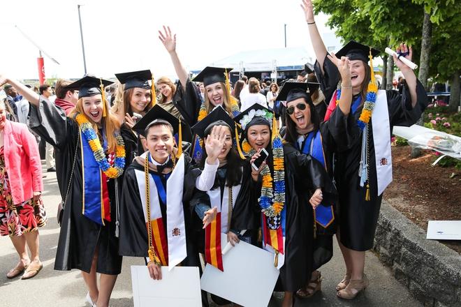Du học sinh Việt từ bụng đói đến người duy nhất đại diện toàn trường phát biểu tại lễ tốt nghiệp - Ảnh 14.