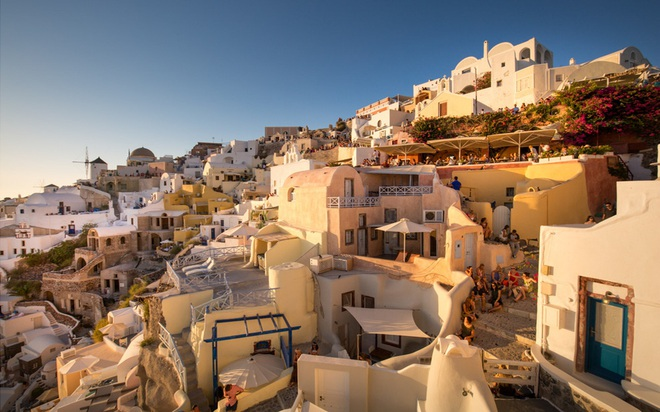 Santorini - Hòn đảo đẹp như thiên đường mà bạn nhất định phải dành tiền để đến một lần trong đời - Ảnh 5.