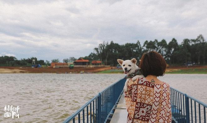 Chuyến đi đầu tiên trong đời của một chú chó - hành trình đáng yêu khiến bạn chỉ muốn dắt cún đi du lịch ngay và luôn! - Ảnh 7.