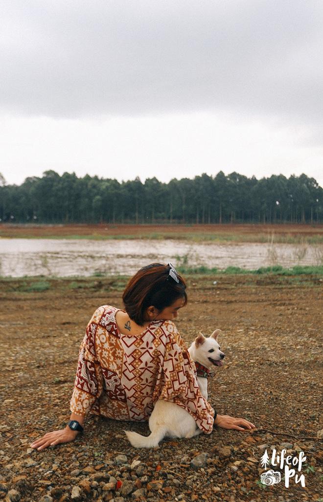 Chuyến đi đầu tiên trong đời của một chú chó - hành trình đáng yêu khiến bạn chỉ muốn dắt cún đi du lịch ngay và luôn! - Ảnh 5.