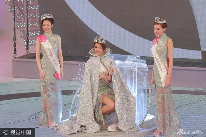 Tân Hoa hậu Hồng Kông 2017 vừa đăng quang đã bị chê bôi vì nhan sắc quá bình thường - Ảnh 4.