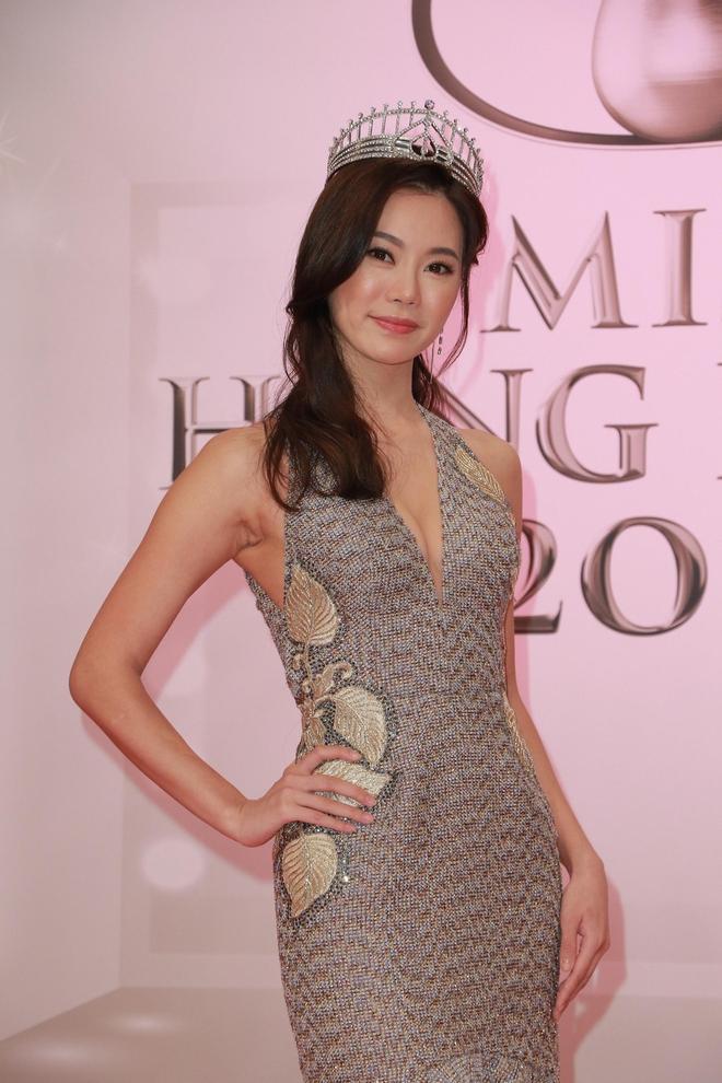 Tân Hoa hậu Hồng Kông 2017 vừa đăng quang đã bị chê bôi vì nhan sắc quá bình thường - Ảnh 7.