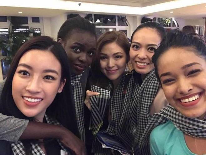 Hoa hậu Đỗ Mỹ Linh xuất sắc lọt vào Top 5 người đẹp được bình chọn nhiều nhất tại Miss World 2017 - Ảnh 3.