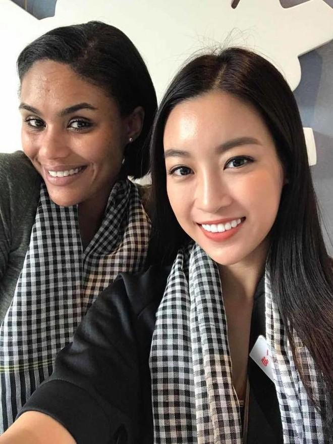 Hoa hậu Đỗ Mỹ Linh xuất sắc lọt vào Top 5 người đẹp được bình chọn nhiều nhất tại Miss World 2017 - Ảnh 4.