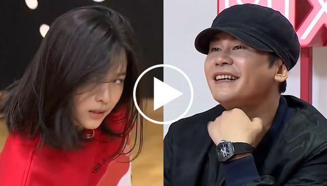 Được tuyển thẳng vào JYP vì quá đẹp, nữ sinh 16 tuổi tiếp tục khiến ông trùm YG và Seungri á ố thích thú - ảnh 9