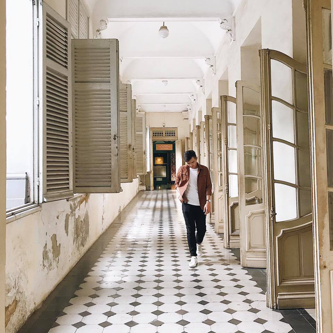 """Chỉ với 5k đồng, bạn sẽ được bước ngay vào thiên đường chụp ảnh """"vừa lạ vừa quen"""" của giới trẻ Sài Gòn! - Ảnh 3."""