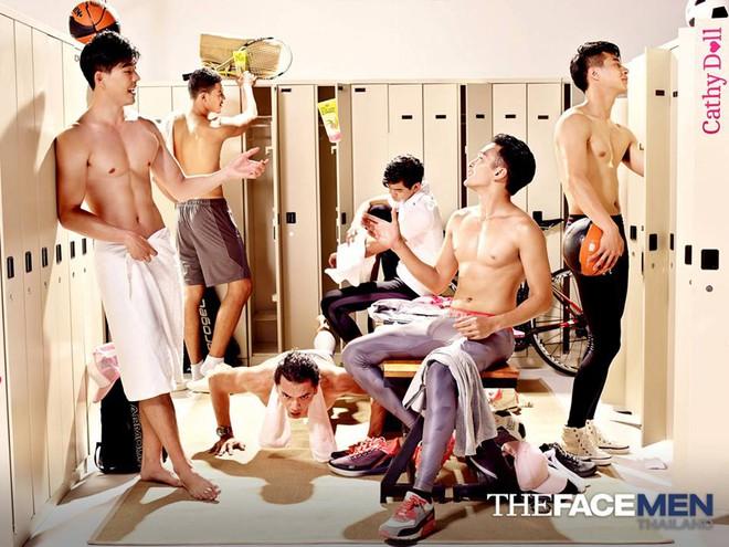 Choáng với nhan sắc thời trẻ trâu của trai đẹp The Face Men - Ảnh 10.