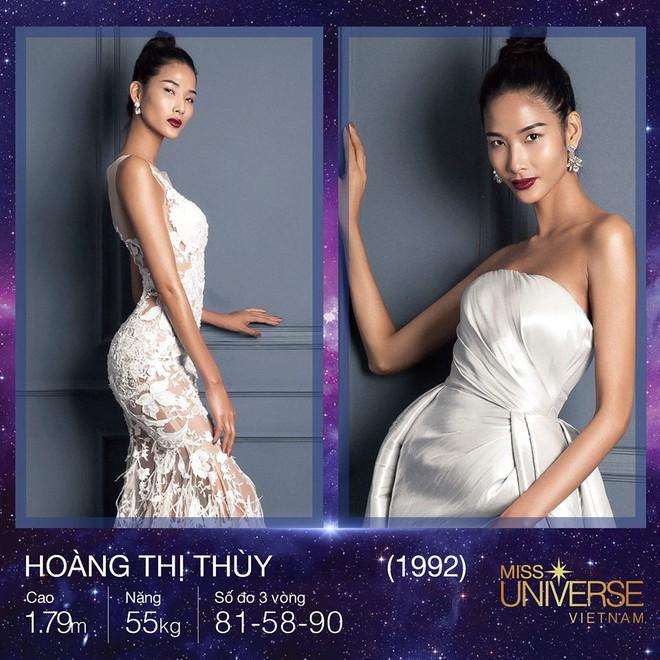 Không thể tin gái quê Hoàng Thùy ngày nào đã lột xác để thi Hoa hậu Hoàn vũ Việt Nam! - Ảnh 1.