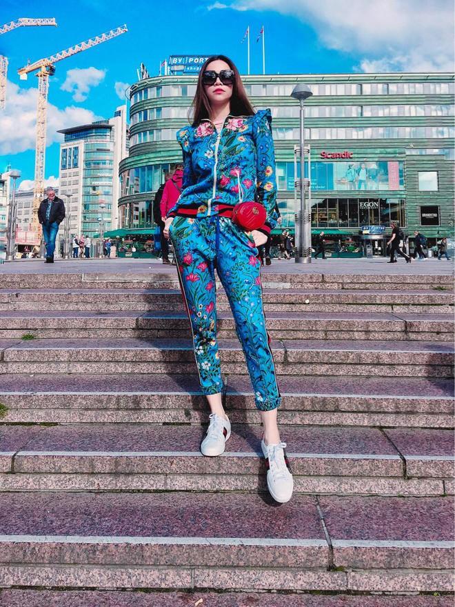 Hà Hồ tiết lộ Trấn Thành mất hành lý chỉ còn duy nhất bộ quần áo tại Na Uy - Ảnh 3.