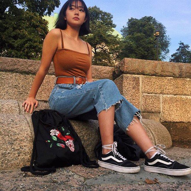 Cô bạn gốc Việt ở Thụy Điển mới 16 tuổi đã sexy khó cưỡng! - Ảnh 7.