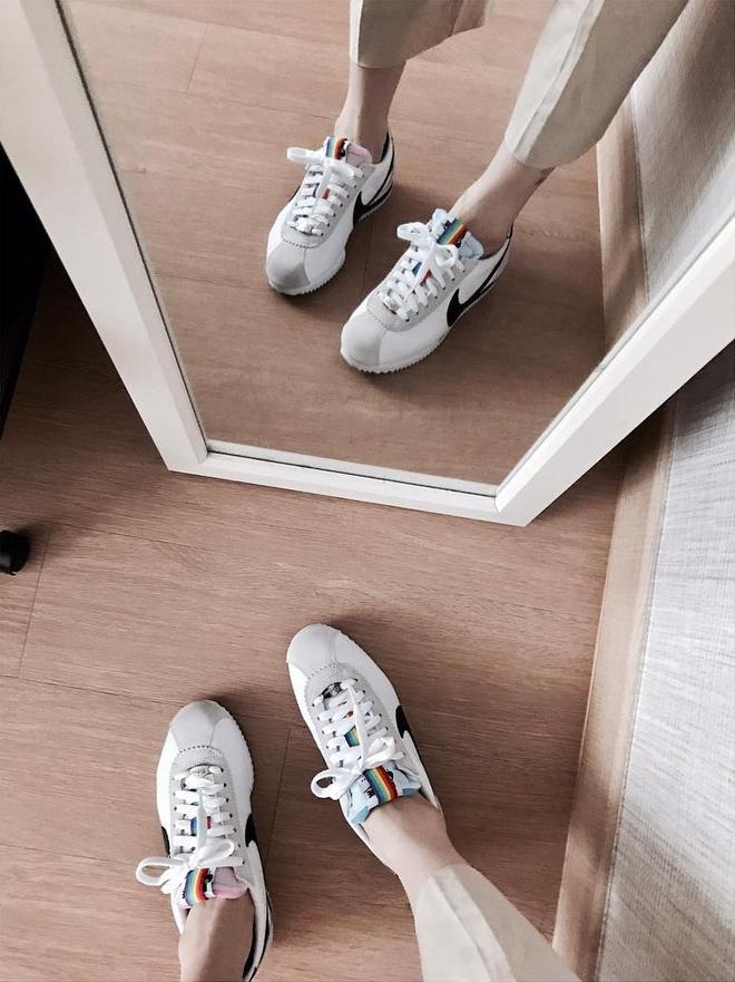Nike Cortez, mẫu sneaker lạ lẫm đang bùng cháy tại châu Á và dự là sẽ hớp hồn giới trẻ Việt thời gian tới - Ảnh 31.
