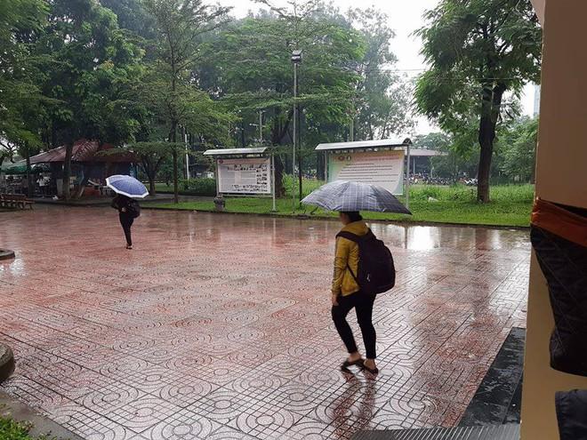 ĐH Nhân văn (TP.HCM): Chuyên gia đội mưa đến buổi chia sẻ, SV chỉ 5 trên tổng 600 người tham gia - Ảnh 2.