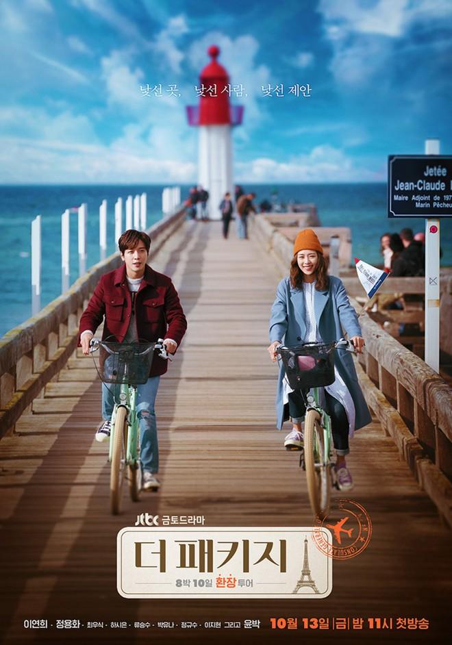 11 phim Hàn tuyệt hay gồm toàn trai xinh gái đẹp lên sóng tháng 10 - Ảnh 27.
