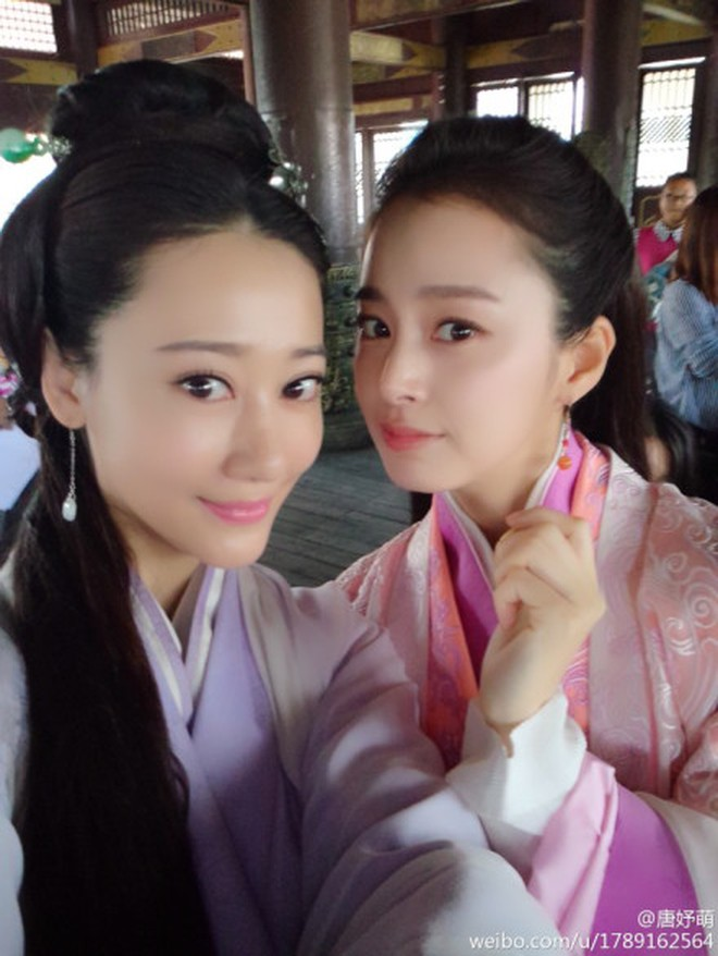 Đứng chung một khung hình, mĩ nhân Hoa - Hàn dìm nhau đến thế nào? - ảnh 27