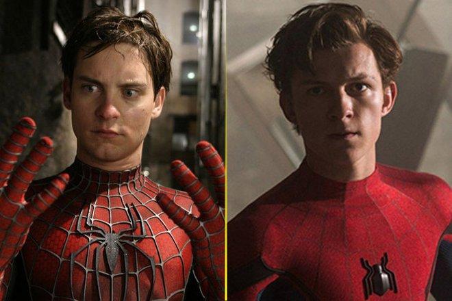 """""""Nhện Mới"""" Tom Holland muốn Tobey Maguire làm chú Ben trong Vũ trụ Điện ảnh Marvel - Ảnh 1."""