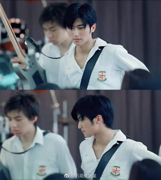 Ảnh thời trẻ của Tạ Đình Phong: Điển trai thế này, bảo sao Vương Phi - Trương Bá Chi mê mệt - Ảnh 1.